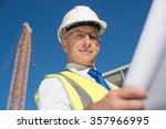 senior engineer | Shutterstock . vector #357966995