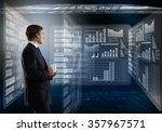 innovative media technologies   Shutterstock . vector #357967571