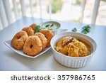 south indian dish | Shutterstock . vector #357986765
