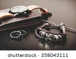Closeup Men's Bracelet  Men's...