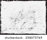 grunge texture.distress texture.... | Shutterstock .eps vector #358075769