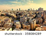 Old Town Of Tel Aviv  Israel