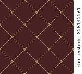 modern vector seamless pattern | Shutterstock .eps vector #358145561