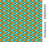 bright striped abstract pattern | Shutterstock .eps vector #358202435