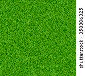 Green Grass Vector Background