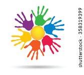 vector concept conceptual...   Shutterstock .eps vector #358319399