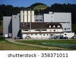 langnau  switzerland   circa... | Shutterstock . vector #358371011