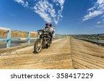 central mongolia  mongolia  ... | Shutterstock . vector #358417229