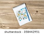 sketching good ideas | Shutterstock . vector #358442951
