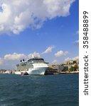 istanbul  turkey   august 24 ... | Shutterstock . vector #358488899