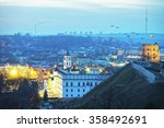 Panoramic View Of Castle And...