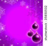 christmas background | Shutterstock . vector #35850532