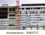 mall construction   Shutterstock . vector #3585727