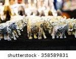 goods from india. jewellery... | Shutterstock . vector #358589831