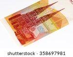 10 Hrvatski Dinar Bank Note....