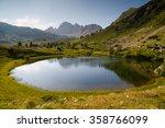 gornje bare lake  sutjeska...   Shutterstock . vector #358766099