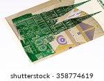 100 Hrvatski Dinar Bank Note....
