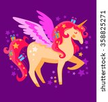 unicorn | Shutterstock .eps vector #358825271