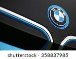 bucharest  romania   november... | Shutterstock . vector #358837985