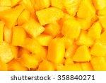 Mango Closeup Texture