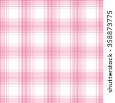 Vector Seamless Pink Plaid ...