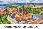 Area Lesser Town Of Prague ...