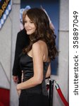 """Small photo of Diane Lane at the Los Angeles Premiere of """"Secretariat"""" held at the El Capitan Theater in Hollywood, California, United States on September 30, 2010."""