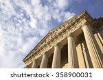 historic building in washington ... | Shutterstock . vector #358900031