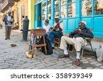 havana cuba   january 5  2015   ... | Shutterstock . vector #358939349