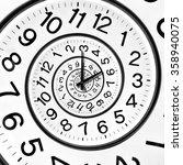 Time Spiral Infinite Clock