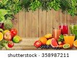 food. | Shutterstock . vector #358987211