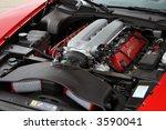 Dodge Viper Engine