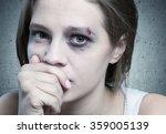 woman. | Shutterstock . vector #359005139