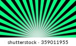 the green stripes on background | Shutterstock . vector #359011955
