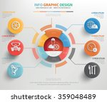 engineer and industry info... | Shutterstock .eps vector #359048489