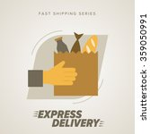 Express Delivery Icon  Food...