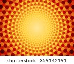 an abstract geometric... | Shutterstock .eps vector #359142191