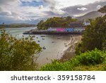 The City Of Portree On A Nice...