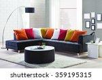 corner sofa | Shutterstock . vector #359195315