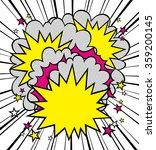 comic background | Shutterstock .eps vector #359200145