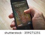 bangkok  thailand   december 12 ...   Shutterstock . vector #359271251