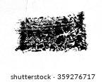 handpaint ink texture background   Shutterstock . vector #359276717