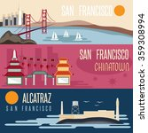 San Francisco Landmarks...
