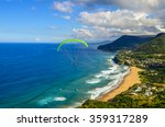 Paragliding Stanwell Tops  ...