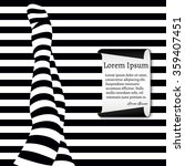 striped fashion background of... | Shutterstock .eps vector #359407451