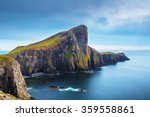 Neist Point And The Lighthouse...