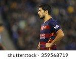 barcelona   jan  2  luis suarez ... | Shutterstock . vector #359568719