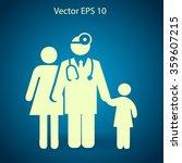 family practice vector...   Shutterstock .eps vector #359607215