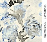 art vintage monochrome... | Shutterstock . vector #359688431