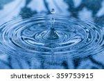 water drop   Shutterstock . vector #359753915